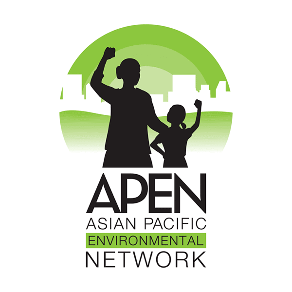 Asian Pacific Environmental Network logo