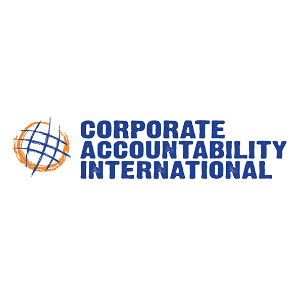 Corporate Accountability International logo