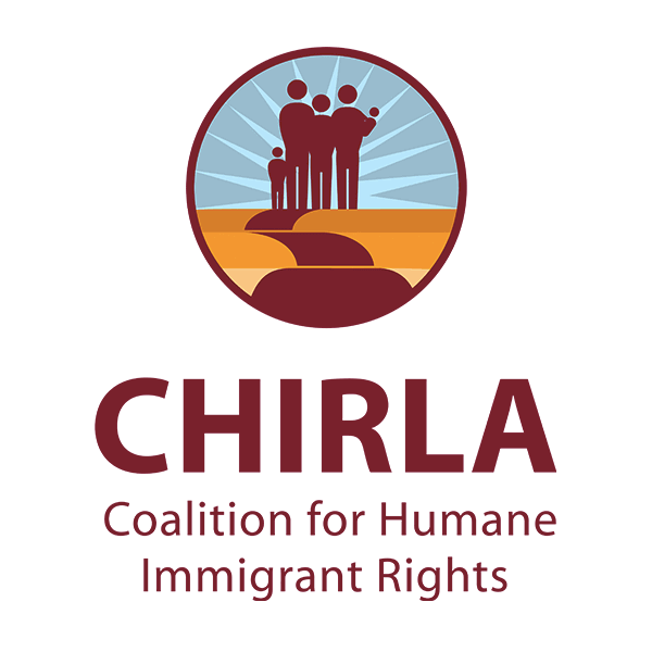 Coalition for Humane Immigrant Rights of Los Angeles (CHIRLA) logo