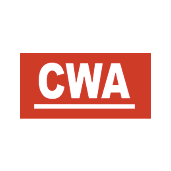 Communications Workers of America (CWA) logo