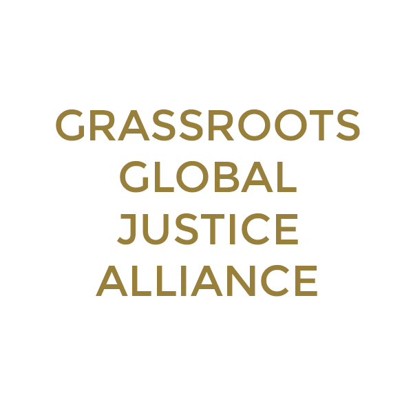 Grassroots Global Justice Alliance logo