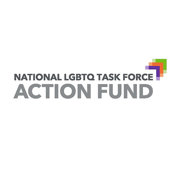 National LGBTQ Task Force Action Fund logo