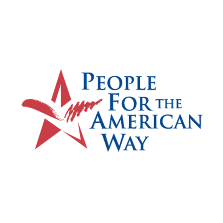 People for the American Way (PFAW) logo
