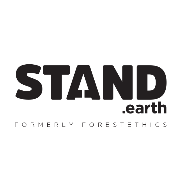 Stand.earth logo
