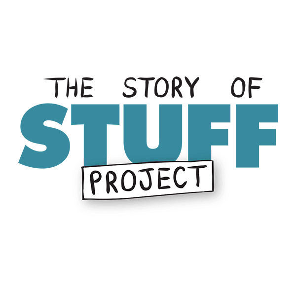 The Story of Stuff Project logo